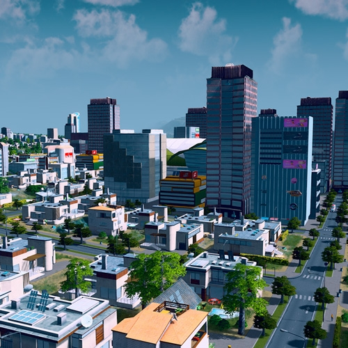 Geeked Out: The Return of the City Simulator by John Lindvay