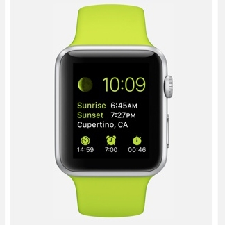 Geeked Out: The Apple Watch by John Lindvay