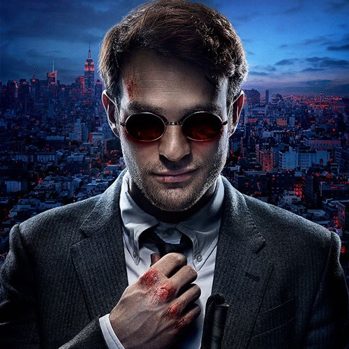 Geeked Out: Netflix Presents Marvel's Daredevil by John Lindvay