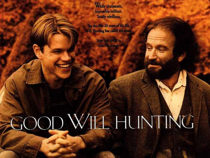 Joe Movie - Good Will Hunting by Joe Chiodo