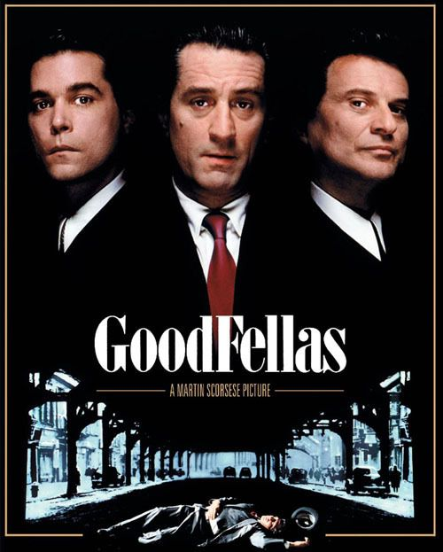 Joe Movie - Goodfellas by Joe Chiodo