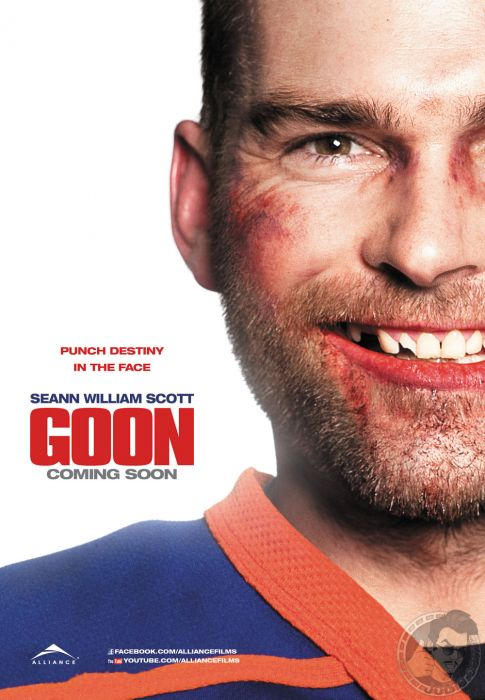 Joe Movie - Goon by Joe Chiodo