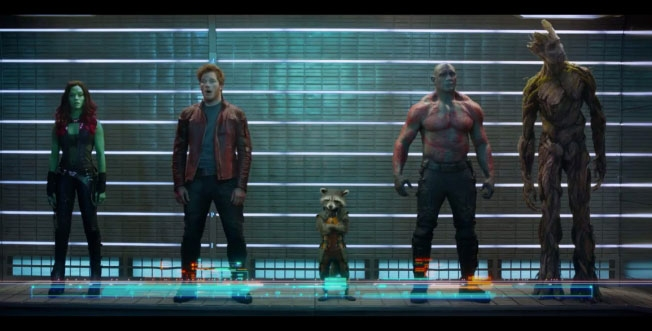 Guardians of the Galaxy: Reviewed by Eric Kisner