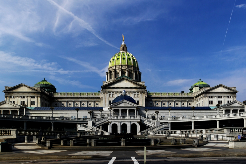 Pa Senate GOP Sues Wolf by Jim Wertz