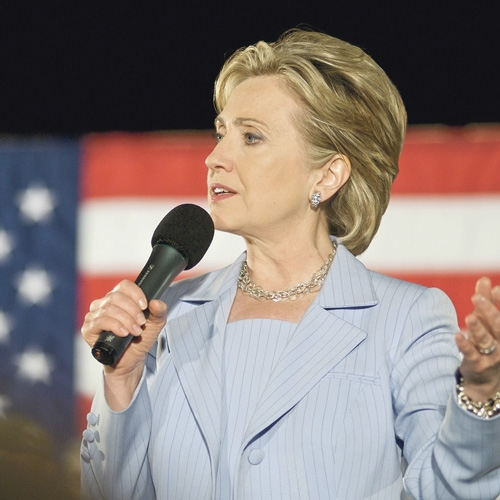 Street Corner Soapbox: The Unexcitable and Invulnerable Hillary Clinton by Jay Stevens