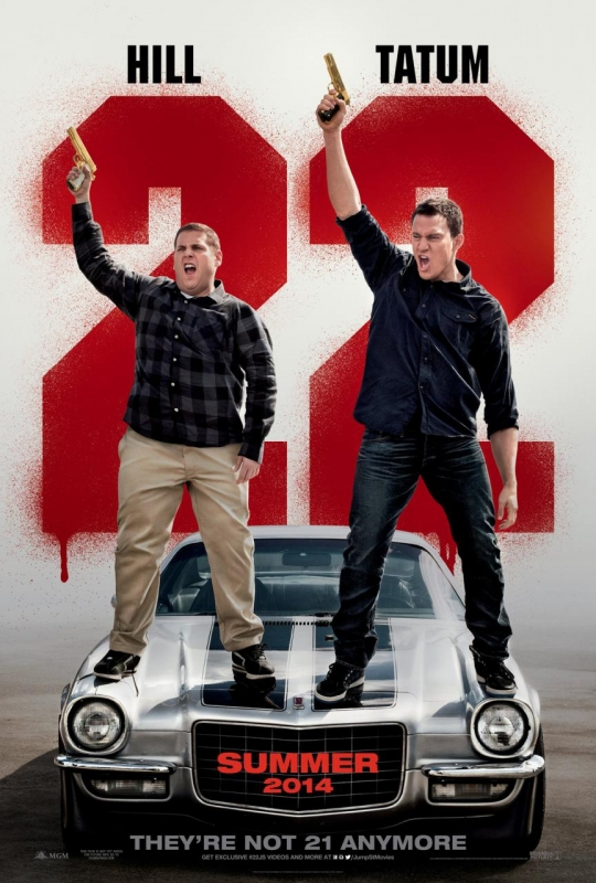 22 Jump Street: Reviewed by Eric Kisner
