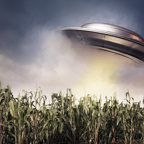Seeing Believers: UFO Network Landing in Erie by Ryan Smith