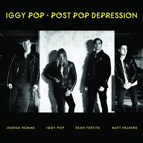 Iggy Pop // Post Pop Depression by Nick Warren
