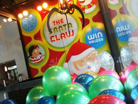 Tech Watch: The Santa Claw by Epic Web Studios