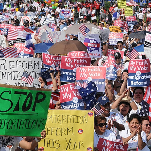 Opinion: Facts Not Fabrications About Immigration by William G. Sesler