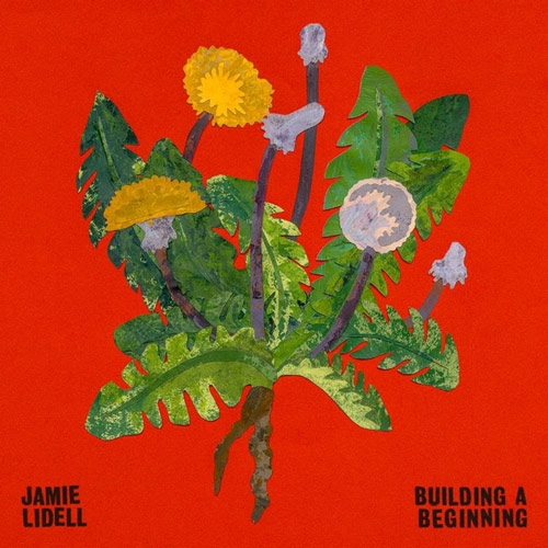 Jamie Lidell // Building a Beginning by Matt Swanseger