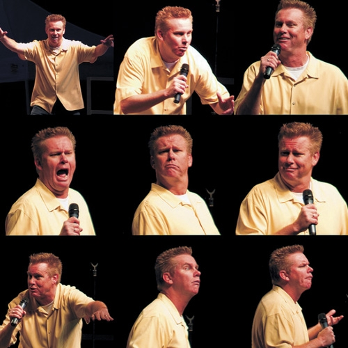 A Conversation with Brian Regan by Matt Swanseger