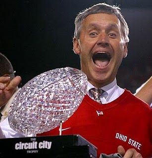 Ohio State Suspends Jim Tressel for Two Games by Christina Alexander