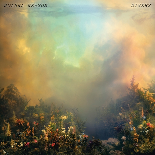 Joanna Newsom // Divers by Nick Warren