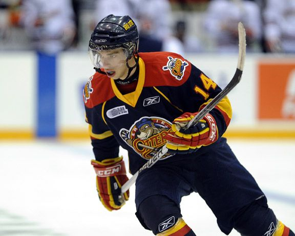 McKegg's trick lifts Otters past Knights by