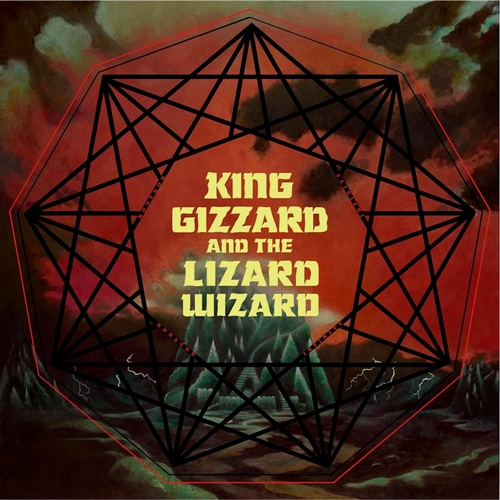 King Gizzard & The Lizard Wizard // Nonagon Infinity by Nick Warren
