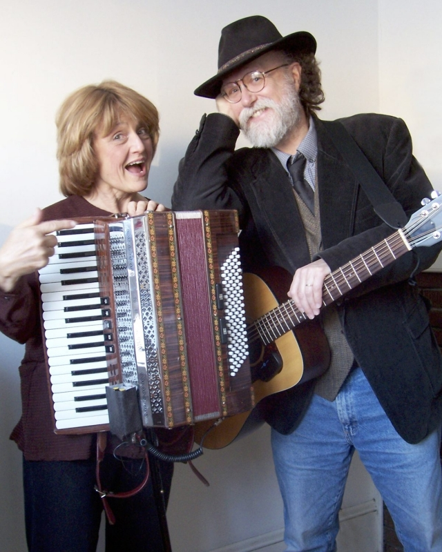 Erie Art Museum Hosts Folk Humorists Lou and Peter Berryman in Concert by Katie Chriest
