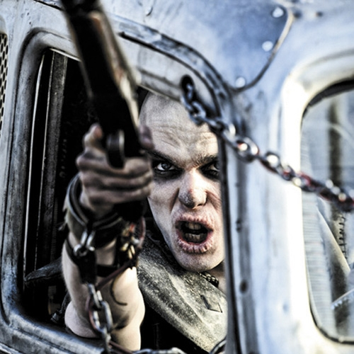 Mad Max: Fury Road Goes All in for Action Fans by Dan Schank