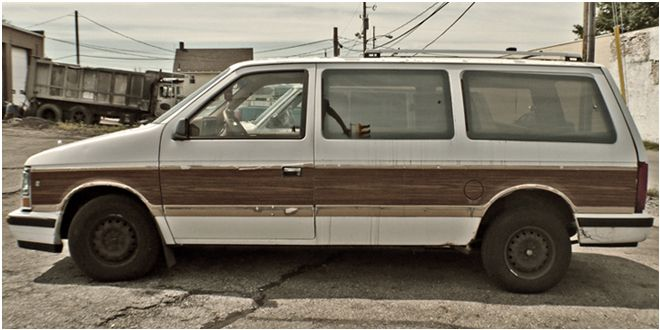Two Ohioans Trying to Sell Van by Ben Speggen