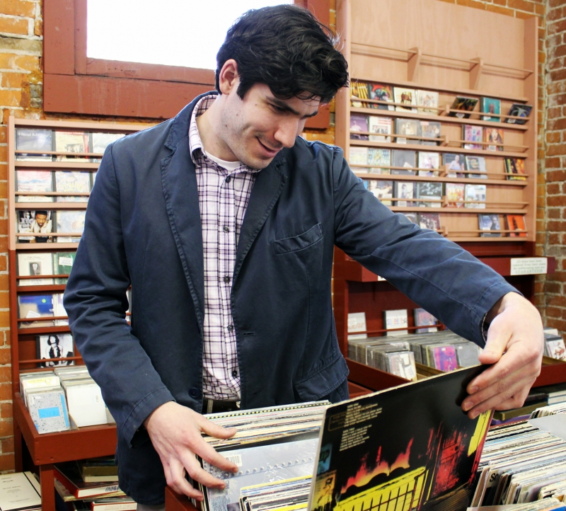 National Record Store Day by Matt Flowers