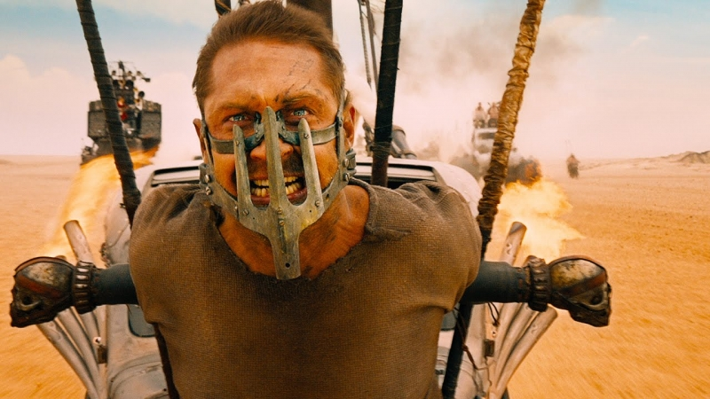 Why Mad Max: Fury Road is the Summer Blockbuster You Deserve by Mike Iverson