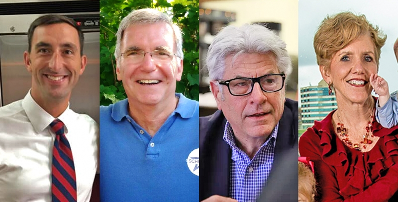Upcoming Erie candidates discuss local issues via open forum by Maddie Hepler