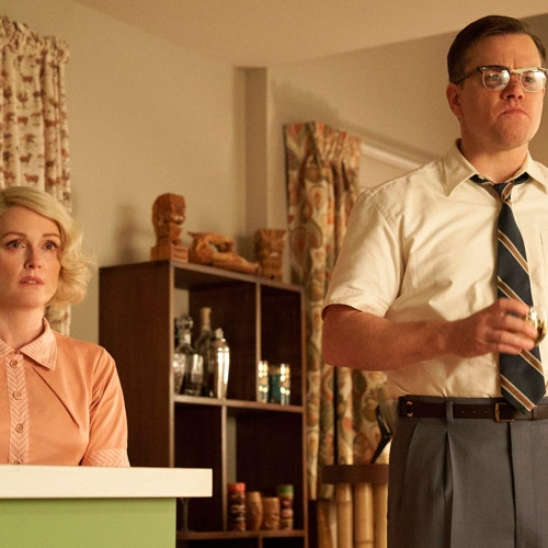 Done to Death: Suburbicon Doesn't Work as a Satire by Forest Taylor
