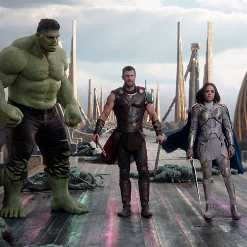 Thunderstruck!: Thor: Ragnarok is a Standard Story with an Amazing Middle by Forest Taylor