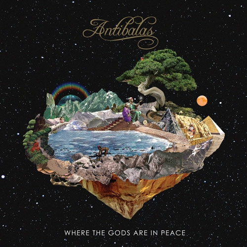 Antibalas //Where the Gods Are in Peace by Nick Warren