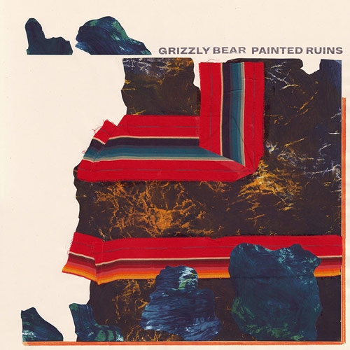 Grizzly Bear // Painted Ruins by Aaron Mook
