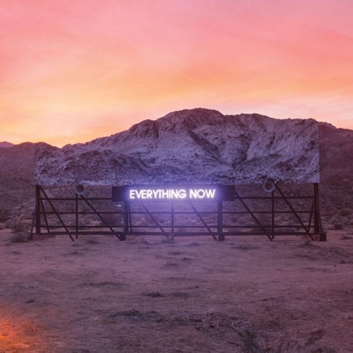 Arcade Fire // Everything Now by Aaron Mook