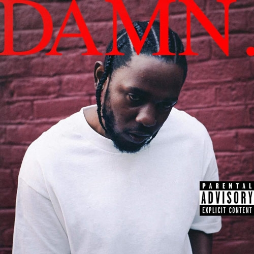 Kendrick Lamar // DAMN by Nick Warren