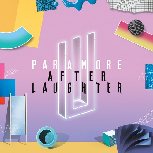 Paramore // After Laughter by Aaron Mook