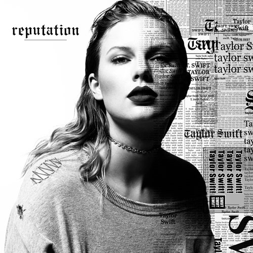 Taylor Swift // Reputation by Aaron Mook