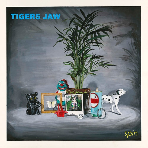 Tigers Jaw // spin by Aaron Mook