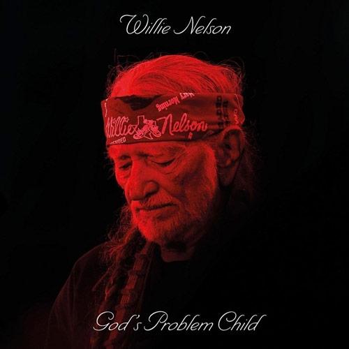 Willie Nelson // God's Problem Child by Nick Warren