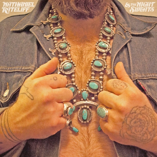 Nathaniel Rateliff & The Night Sweats // Nathaniel Rateliff & The Night Sweats by Alex Bieler