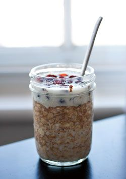 Overnight Oatmeal by Cristina Schreckengost