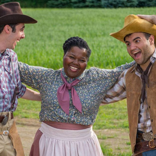 Playhouse Brings Much-More-Than-OK Oklahoma! to the Stage by Cara Suppa