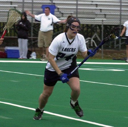 O'Neil finds success on the field, and sidelines in lacrosse by Christina Alexander