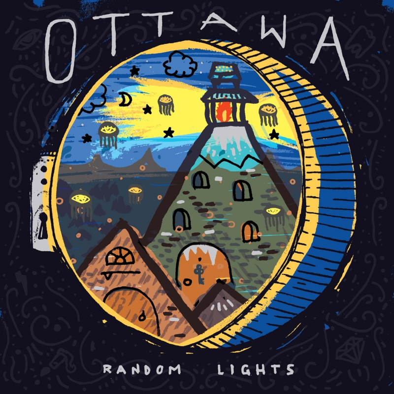 Ottawa // Random Lights by Alex Bieler