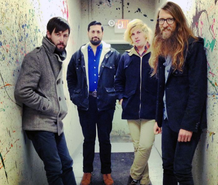 Q&A with Up-and-Coming Indie-Rockers Maps & Atlases by Alex Bieler