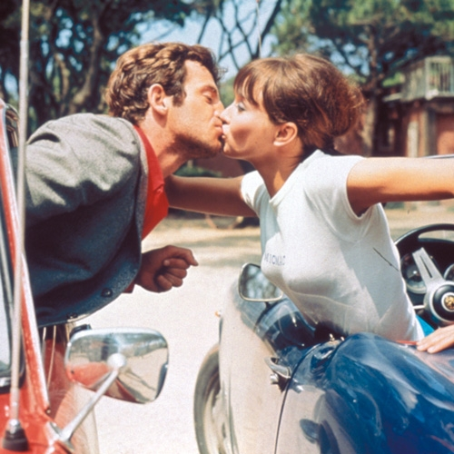 FILM at the Erie Art Museum Celebrates 100th Screening: Chaos hits the road in Pierrot Le Fou  by Dan Schank