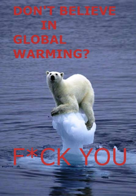 A Global Warming Meme by Jay Stevens