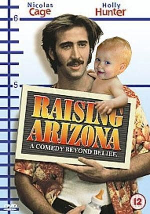Joe Movie - Raising Arizona by Joe Chiodo