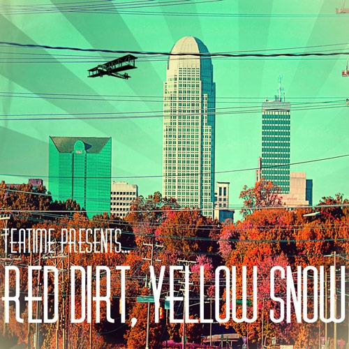 Jovial Cacophony // Red Dirt, Yellow Snow by Nick Warren