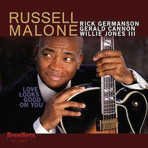 Russell Malone // Love Looks Good On You by