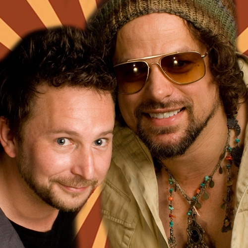 Rusted Root Frontman Michael Glabicki and Guitarist Dirk Miller Bring Reggae Rock to Voodoo Brewery by Ryan Smith