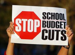 Street Corner Soapbox: War on Public Education by Jay Stevens