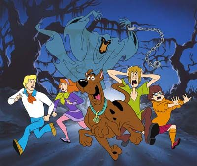 Scooby Doo's Monsters by Jay Stevens
